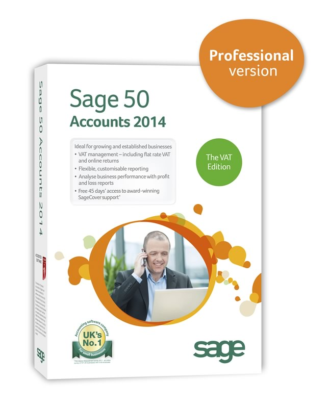 Opus UK Ltd Sage 50 Accounts Professional | Opus IT Support & Services | Sheffield