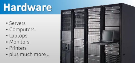IT Sales - Checkout our Hardware