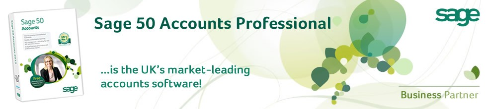 Sage 50 Accounts Professional Banner