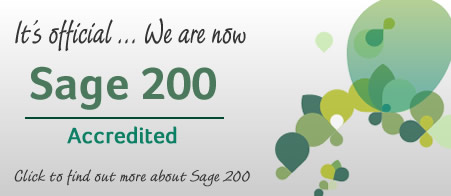 Sage 200 Accredited Banner