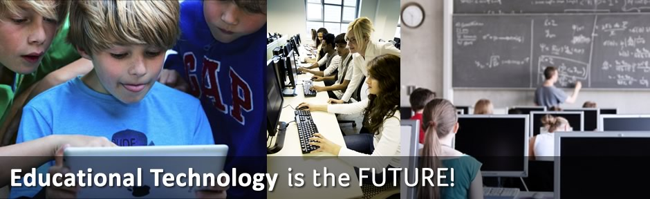 Educational Technology Banner